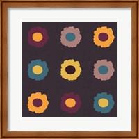 Framed Sunflower Sampler