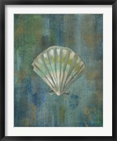 Tropical Sea II Framed Print