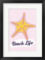 Framed Beach Life