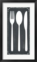 Framed Utensils