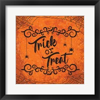 Framed Trick or Treat