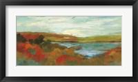 Framed Autumn Symphony