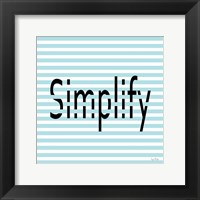 Framed Simplify