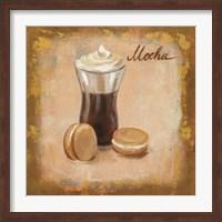Framed Coffee Time I