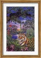 Framed International Rain Forest