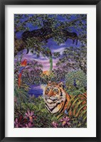 Framed International Rain Forest