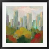 Framed NYC Central Park I