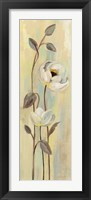 Framed Neutral Anemone Branches I