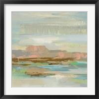 Framed Spring Desert II