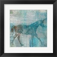 Framed Cheval III
