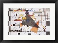 Framed Horizonale, c.1924