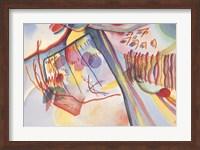 Framed Komposition, c.1911