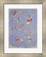 Framed Sky Blue, c.1940
