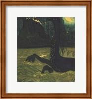 Framed Moonlit Night, 1907