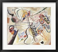 Framed Music Overture, 2001