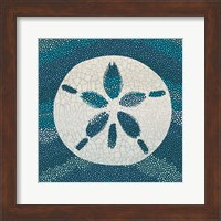 Framed Sea Glass II