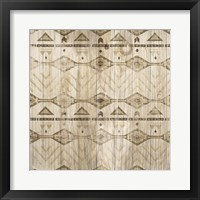 Framed Natural History Lodge Pattern VII