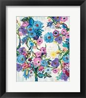 Framed Floral Recipe