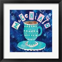 Framed Cafe Collage III