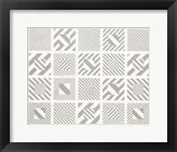 Framed Multi Box Op Art