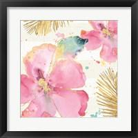 Flamingo Fever VIII Framed Print