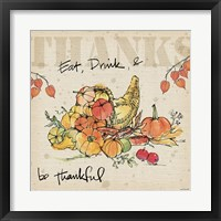 Framed Be Thankful III