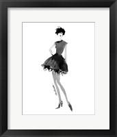 Framed Modern Fashion III