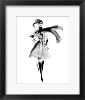 Framed Modern Fashion I