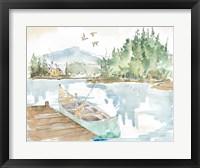 Framed Lakehouse I
