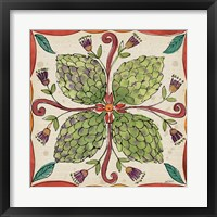 Framed Farmers Feast Tiles III