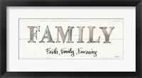 Farm Memories VII Framed Print