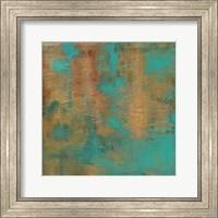 Framed Rustic Elegance Square I