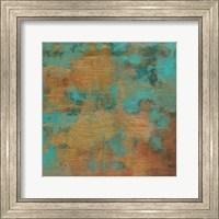 Framed Rustic Elegance Square II