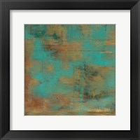 Framed Rustic Elegance Square III