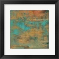 Framed Rustic Elegance Square IV