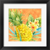 Framed Tropical Paradise Brights III