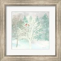 Framed Winter Wonder I