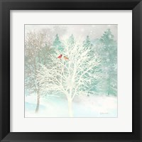 Framed Winter Wonder I
