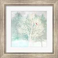 Framed Winter Wonder II