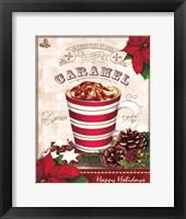 Framed Hot Cocoa Caramel