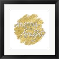 Framed Holiday Cheer IV
