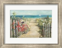 Framed Summer Ride