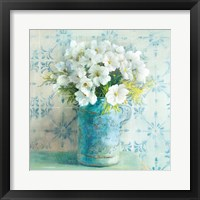 Framed May Blossoms I Crop