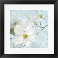 Framed Indiness Blossom Vintage I Pale