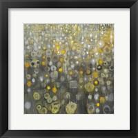 Framed Rain Abstract V