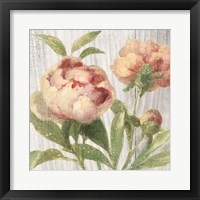 Framed Scented Cottage Florals I Crop