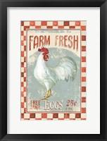 Framed Farm Nostalgia VII v2