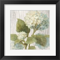 Scented Cottage Florals IV Crop Framed Print