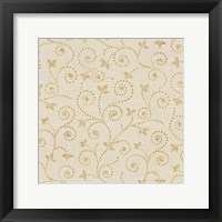 Framed Batik Patterns V