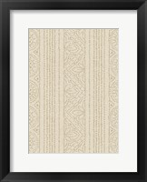 Framed Batik III Patterns